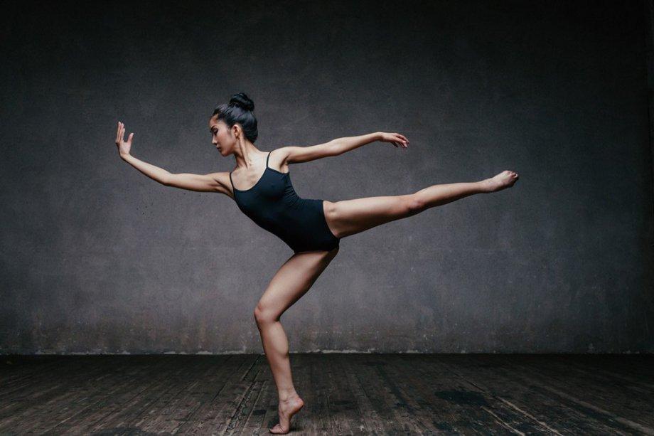 Contemporary Dance Technic Class
