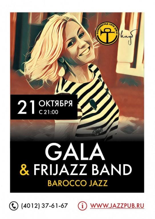 GALA & FriJazz Band | Barocco Jazz