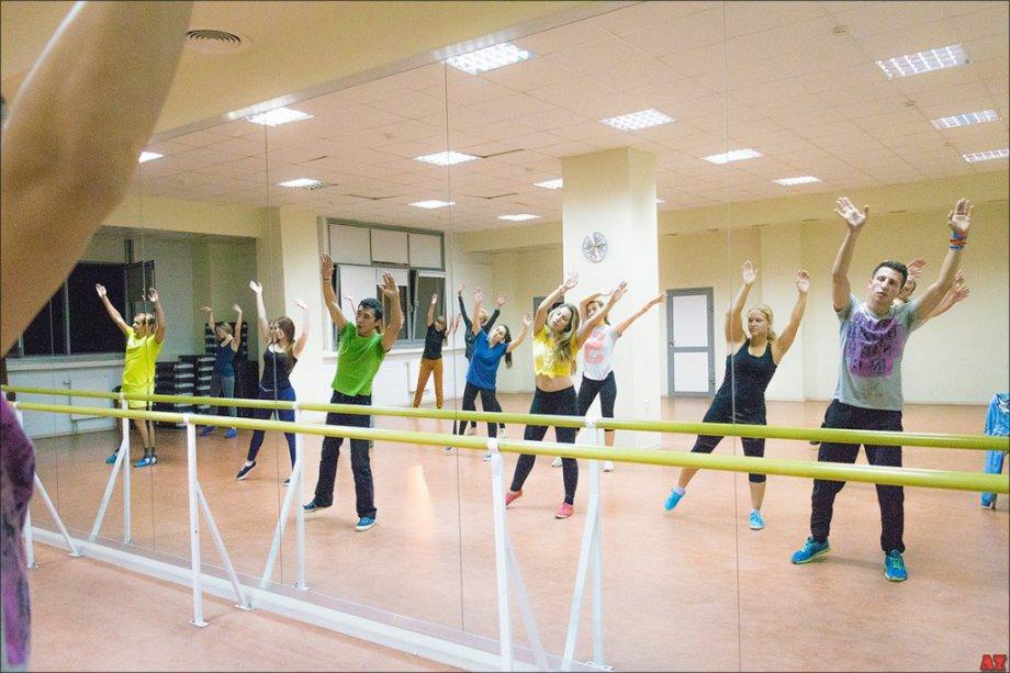 Тренировка ТанцуйСоМной