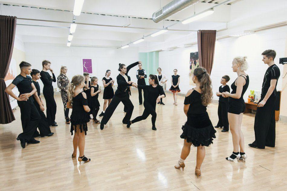 Танцевальный спортивный клуб АРТА