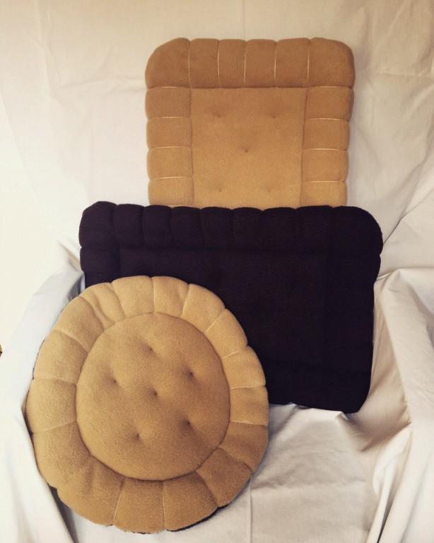 Творческое шитье — Подушка Крекер