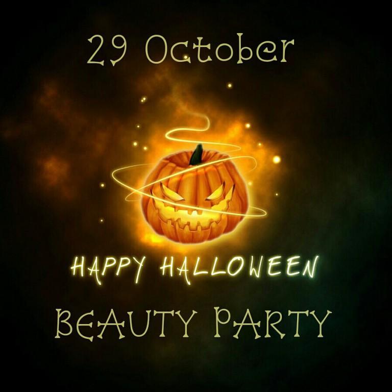 Страшно Красивая Вечеринка   Happy Halloween