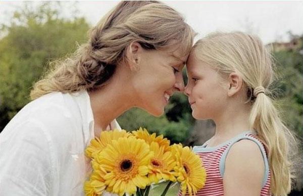 Семейный праздник: «Поговори со мною, мама!»