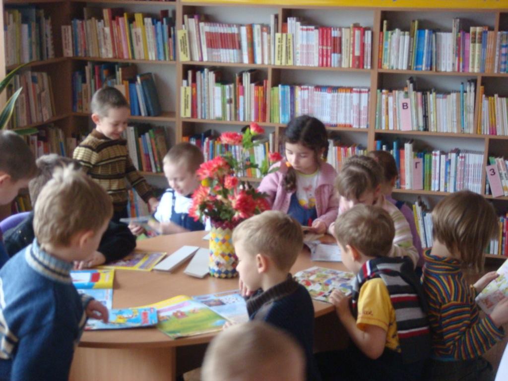 Детская библиотека № 15 им. Ю.Н. Иванова