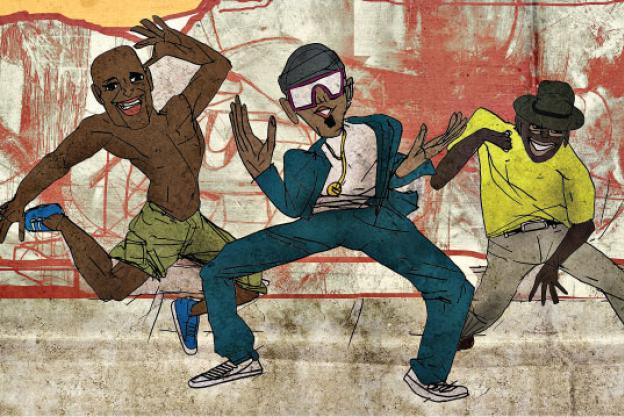 Dance Ku-Afro