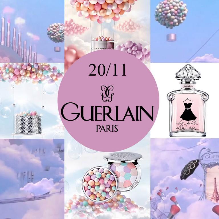 Guerlain — Воркшоп для фотографов