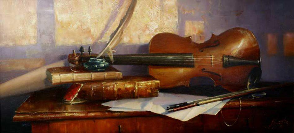 Литературно-музыкальный час: «Давно ли песню мне ты пела…»: