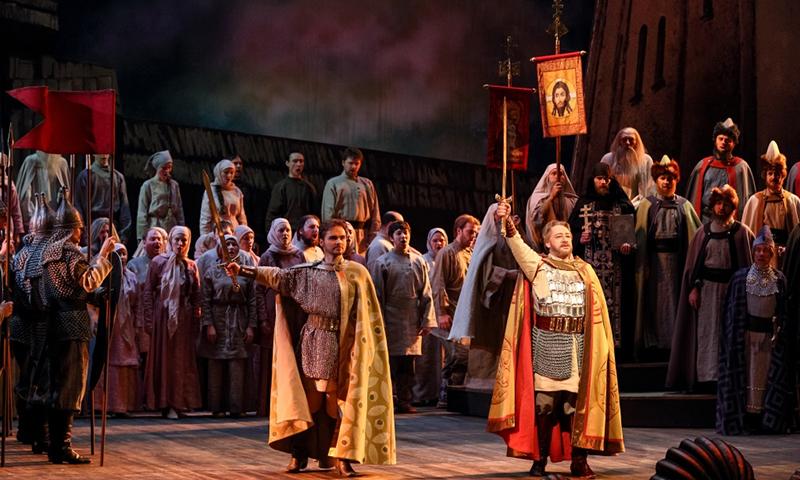 Князь Игорь — Опера