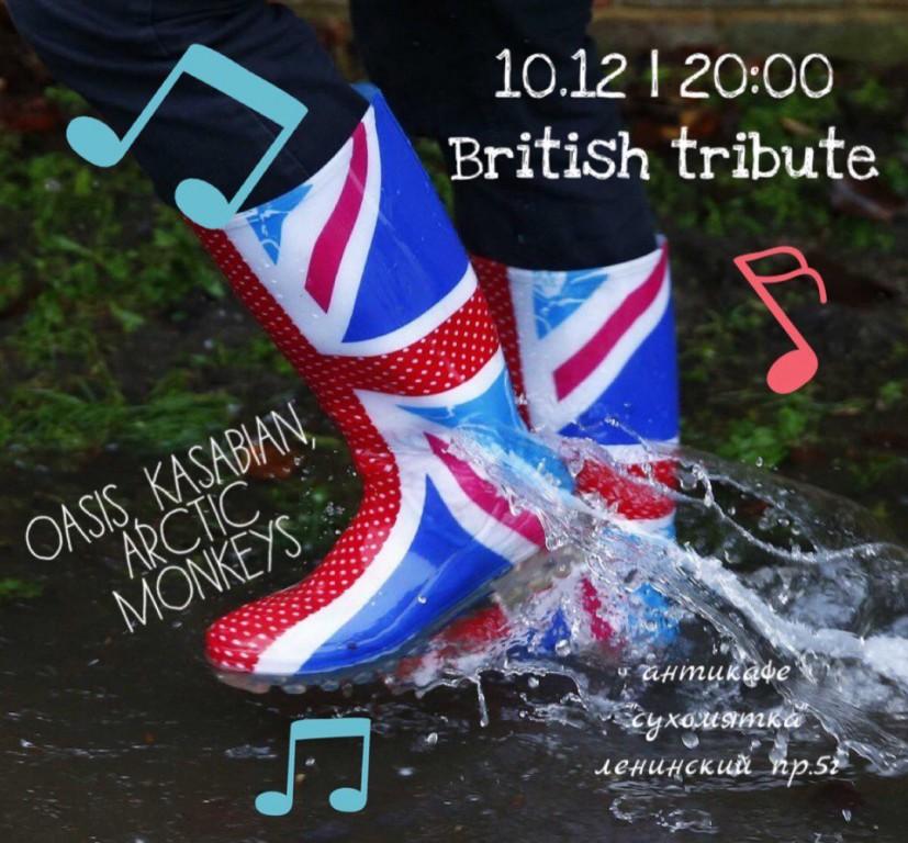 british tribute
