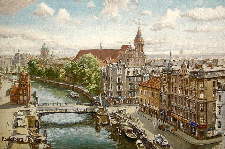 Прогулка «Мосты, прославившие город «