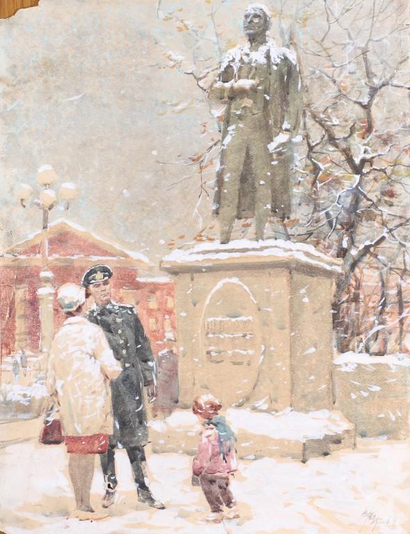 Выставка «Зимы волшебное сияние»