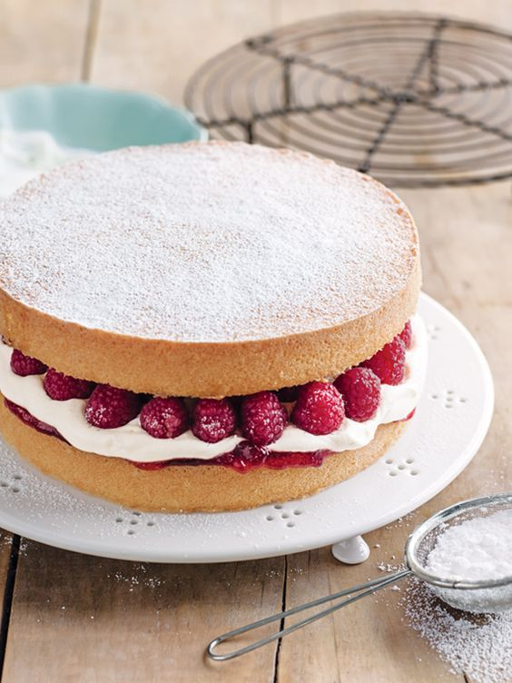 Мастер-класс «Бисквитный торт»