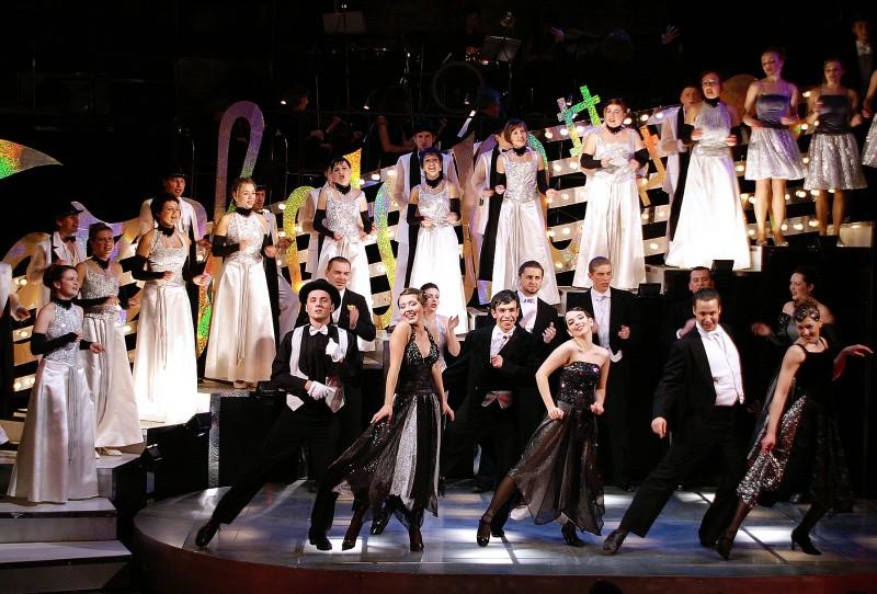 Хиты Бродвея — великий Гершвин