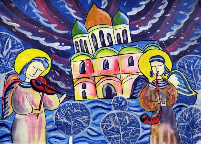 Выставка «Рождественское чудо»
