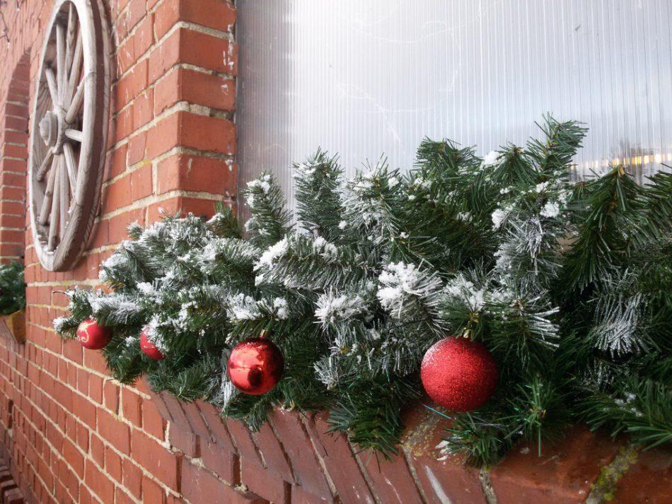 Рождественские гуляния в Замке Шаакен