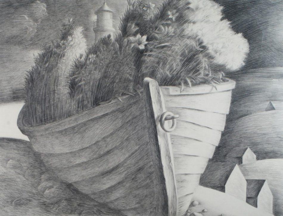 Персональная выставка В. Ф. Рябинина «Если бы ангелы заговорили»