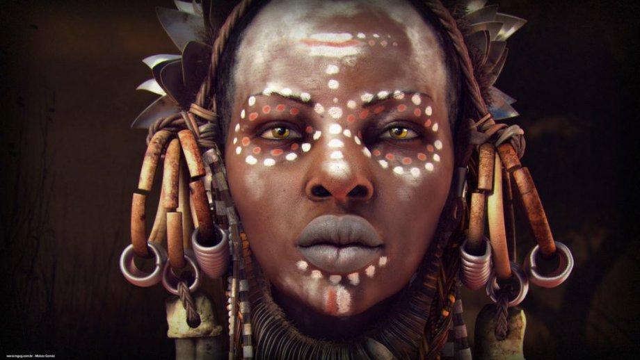 Вечер Африки