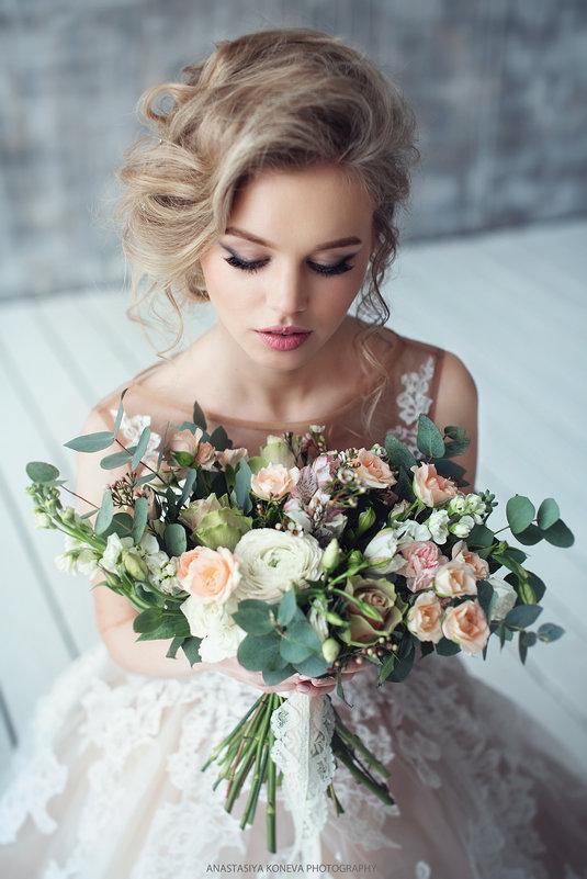 Мастер-класс: «Образ невесты»