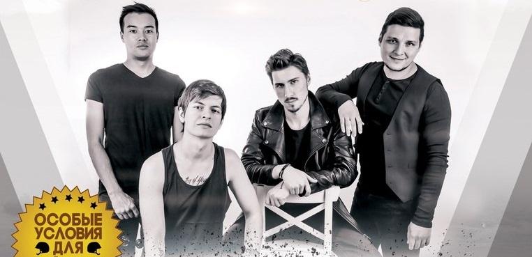 Концерт Cover группы JBAND