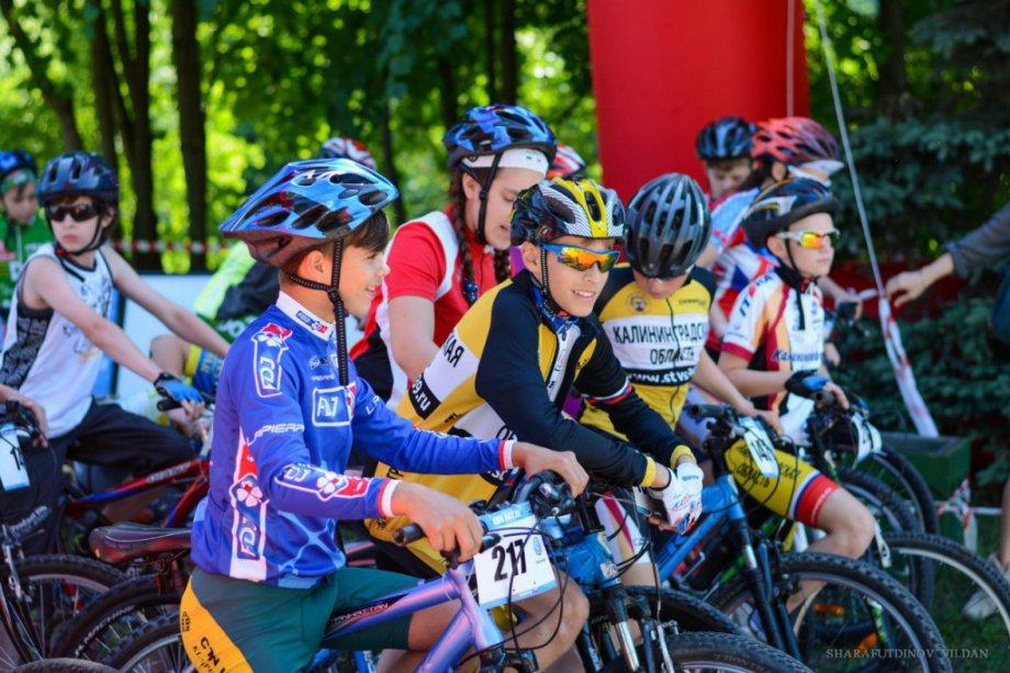 Детские велогонки KIDS RACE 2017