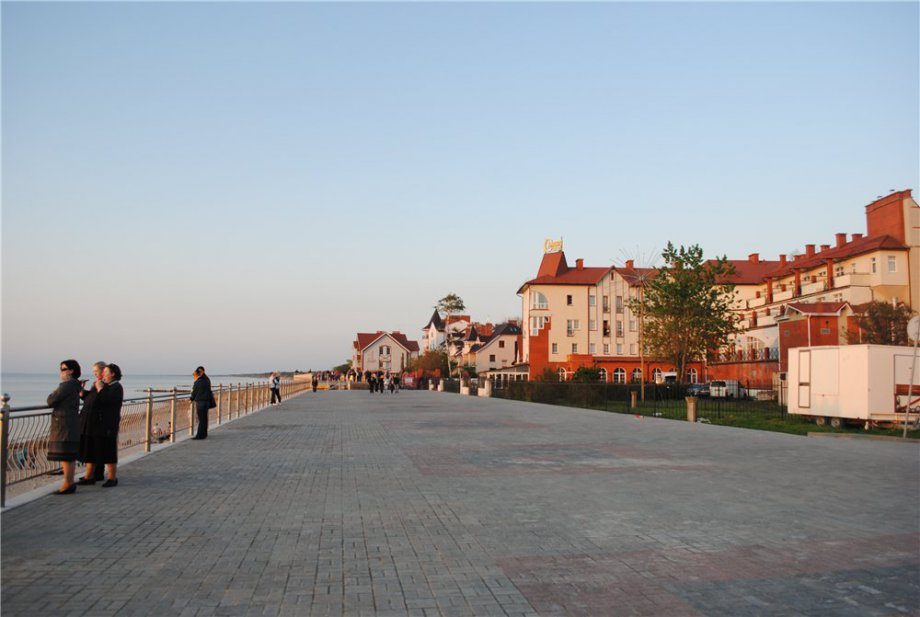 Площадь Роза Ветров