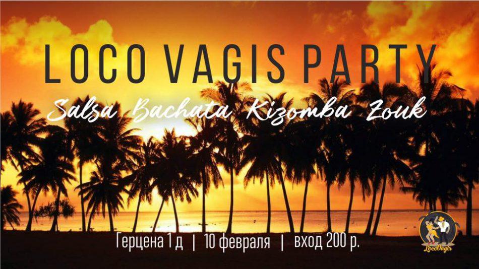 Loco Vagis Party