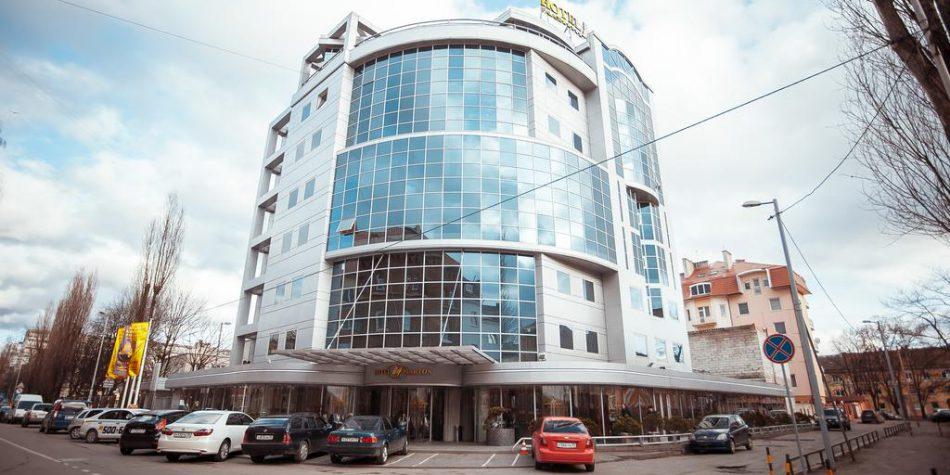 Отель Мартон Палас