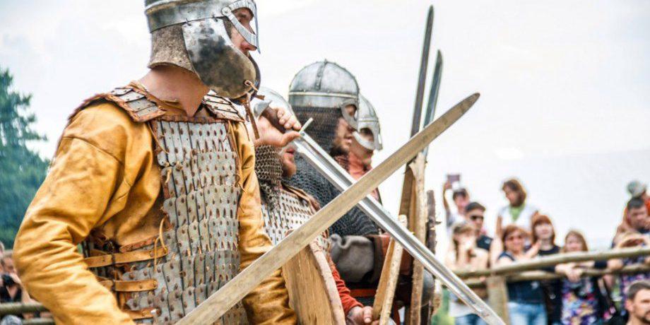 Фестиваль эпохи викингов Кауп