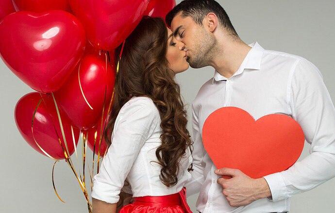 Праздник влюбленных «Love story» в Зеленоградске