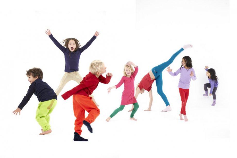 Детский танцевальный лагерь