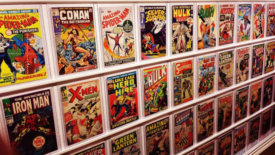 Гаражная распродажа комиксов Geek Garage Sale