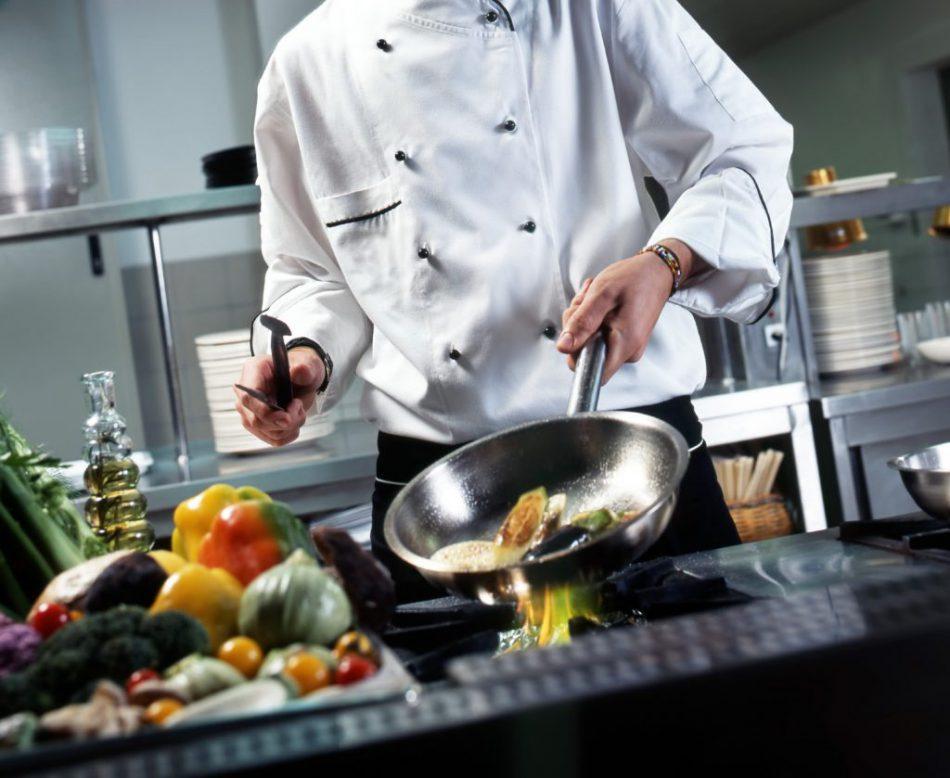 Мастер-класс с шеф поваром