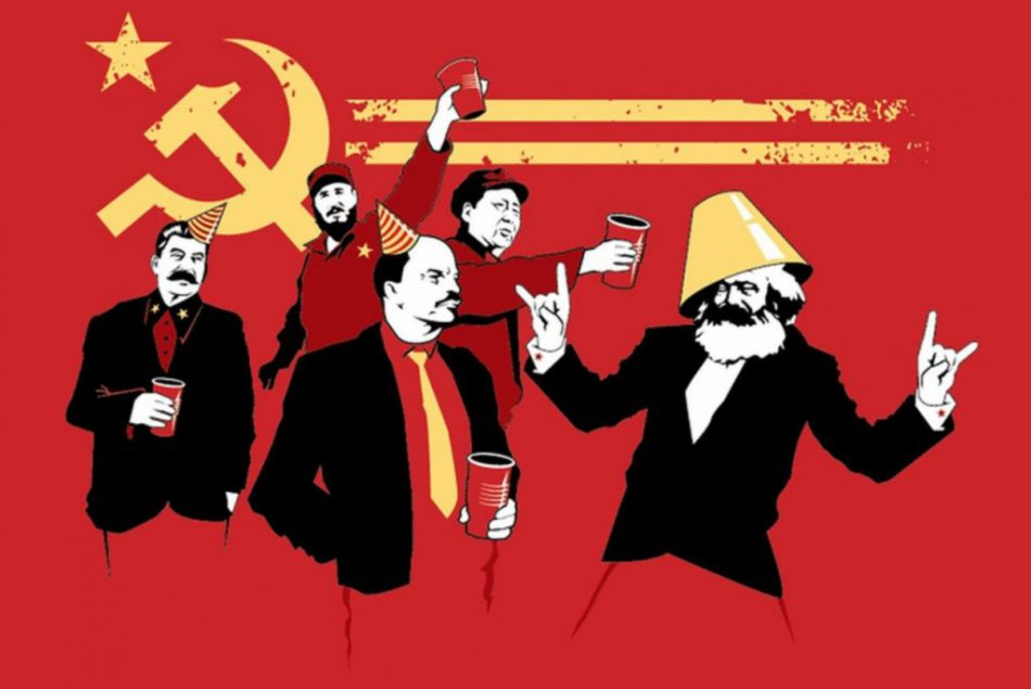 Вечеринка «Назад в СССР»