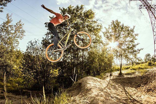 Открытый МК по экстремальной езде на велосипеде