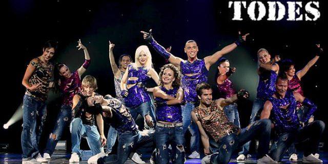TODES – шоу-балет Аллы Духовой