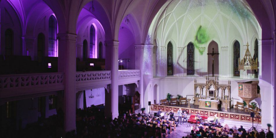 Концерт МАСМ и NeoQuartet