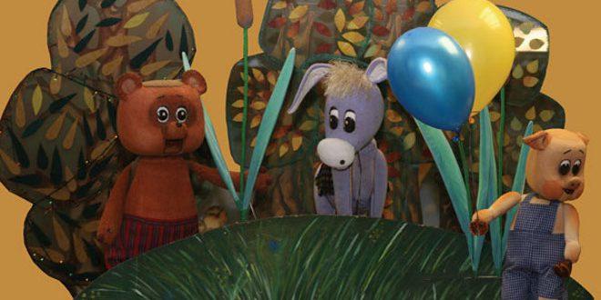 Кукольный спектакль «Винни-Пух»