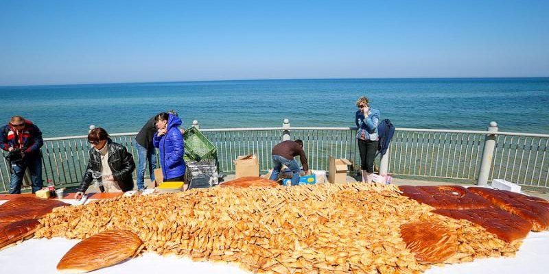 V гастрономический фестиваль «Крупная рыба 2017»