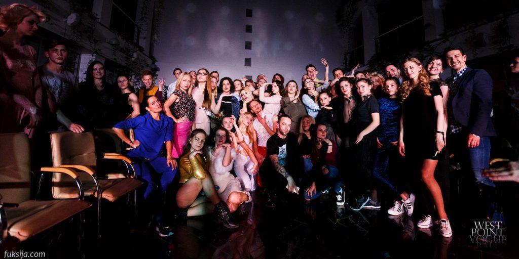 В Калининграде прошел West Point Vogue Ball