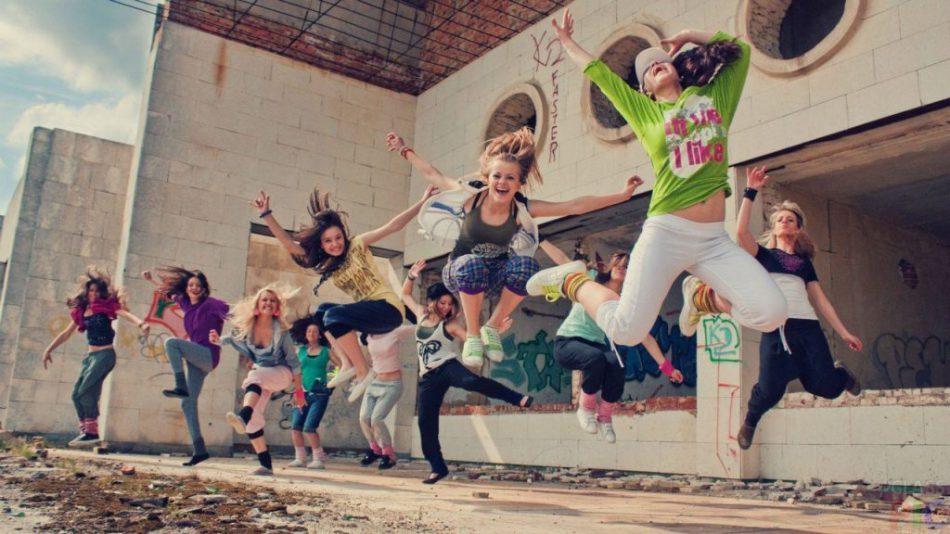 Фестиваль уличных танцев STREET UNIT