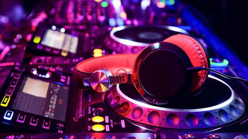 Вечеринка Dj Deaf