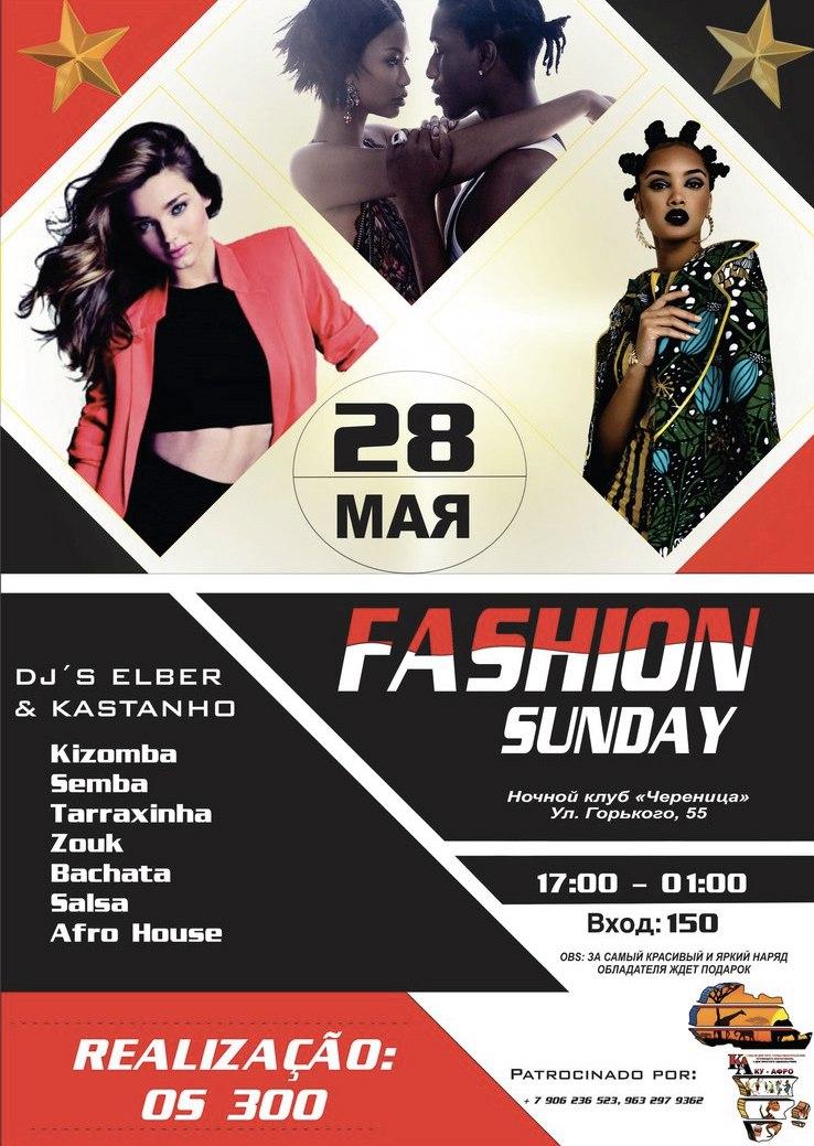 Fashion Sunday Party