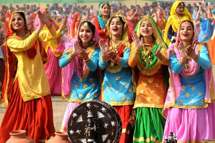 Ассамблея «Другие берега: Индия»