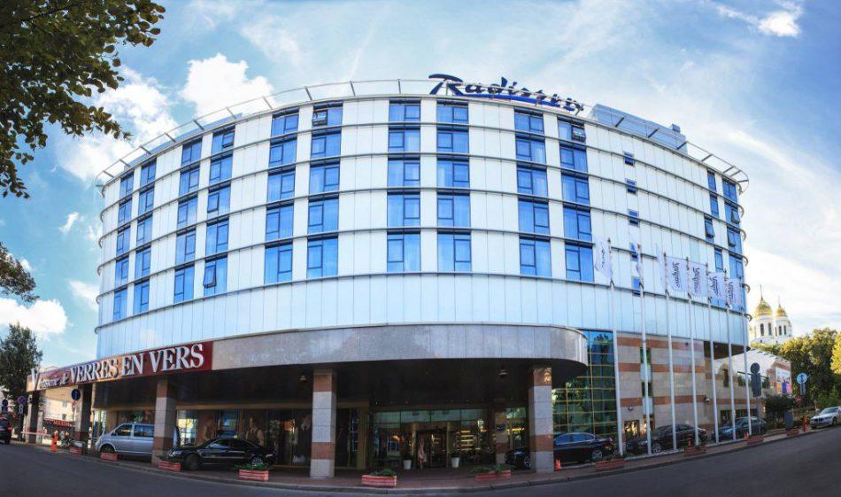 Отель Рэдиссон / Raddison Hotel