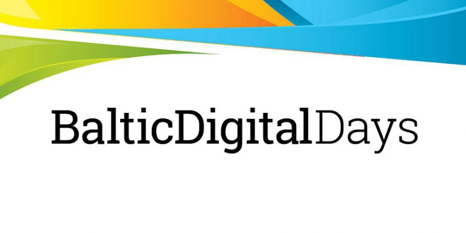 Baltic Digital Days 2017