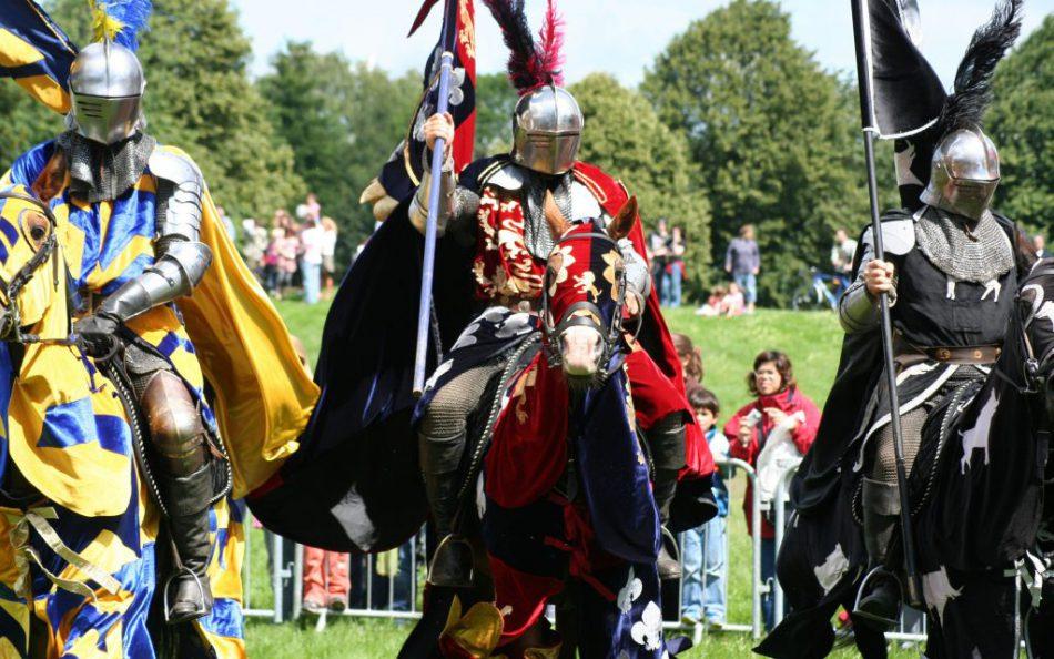 Рыцарский фестиваль «Золотой меч»