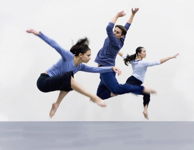 Интенсивы по современной хореографии