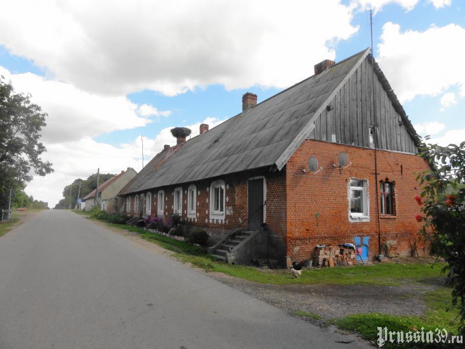Поселок Совхозное,Нестеровский район