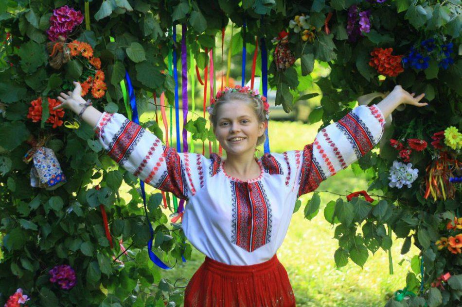 Славянский праздник «ХОРОШО»