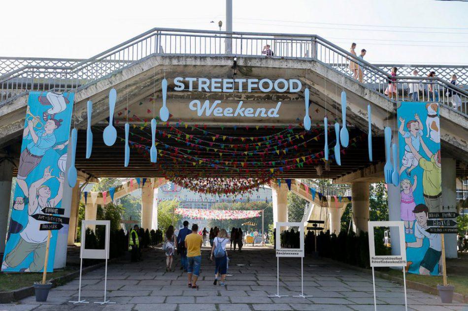 Street Food Weekend 2017